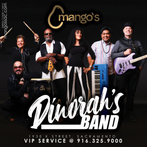 Dinorah's Band, Saturday, April 25th, 2020