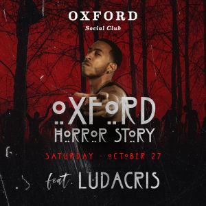 Oxford Social Club: Ludacris, Saturday, October 27th, 2018