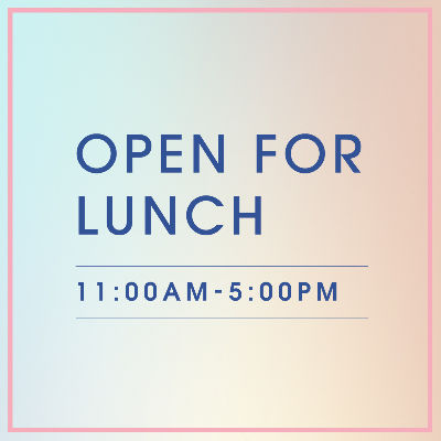 Lunch @ Pool House, Wednesday, September 26th, 2018