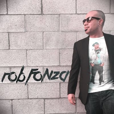 DJ Rob Fonza, Friday, April 12th, 2019
