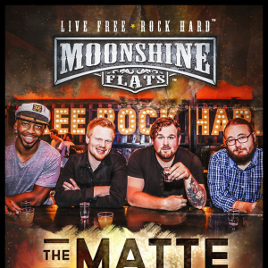 NYE 2017 at Moonshine Flats with The Matte Gray Band