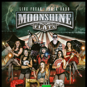 Halloween Weekend with Martin McDaniel LIVE at Moonshine Flats