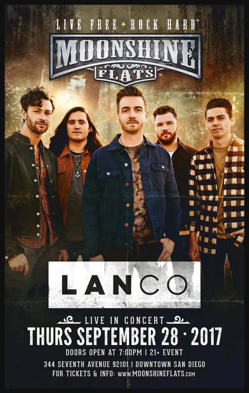 LANco LIVE in Concert at Moonshine Flats - Moonshine Flats