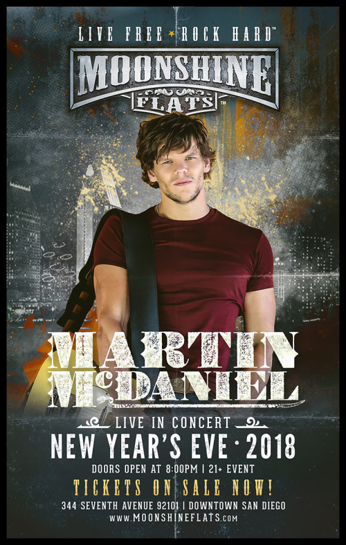 NYE 2018 with Martin McDaniel at Moonshine Flats - Moonshine Flats