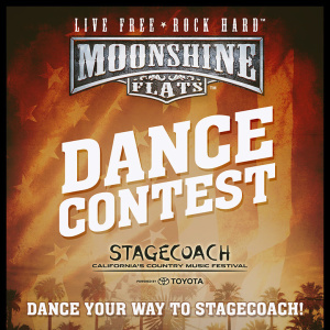 Stagecoach Dance Contest at Moonshine Flats