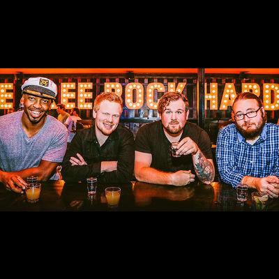 Matte Gray Band LIVE at Moonshine Flats, Friday, October 12th, 2018
