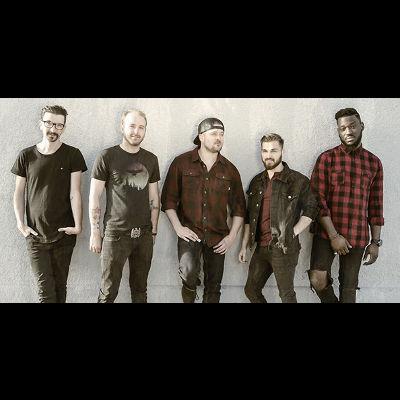 Redwood Black LIVE at Moonshine Flats, Friday, October 19th, 2018