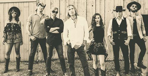 Young Guns LIVE at Moonshine Flats - Moonshine Flats