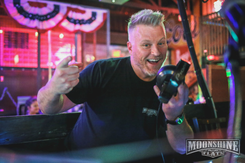 MDW with DJ Famous Dave at Moonshine Flats - Moonshine Flats