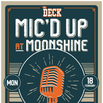 Mic'd Up Competition at The Deck