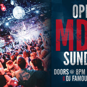 MDW: DJ Famous Dave at Moonshine Flats