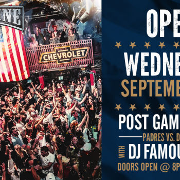 POST GAME PARTY WITH DJ FAMOUS DAVE AT MOONSHINE FLATS