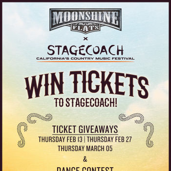 Stagecoach Giveaway at Moonshine Flats