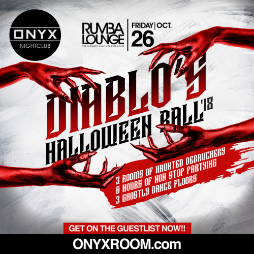 Rumba Lounge Fridays - Onyx Room