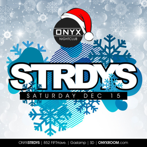 ONYX Saturdays: Never Before Now - Onyx Room