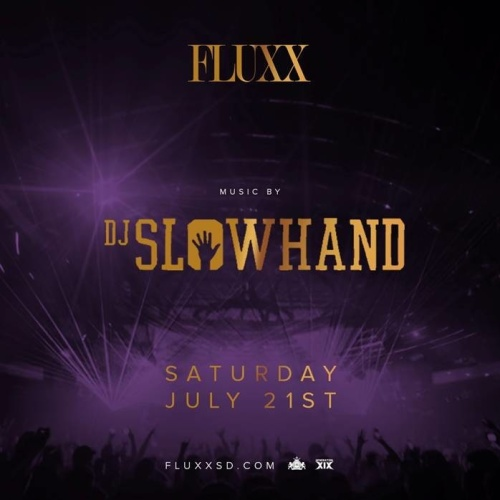 Slowhand - Fluxx
