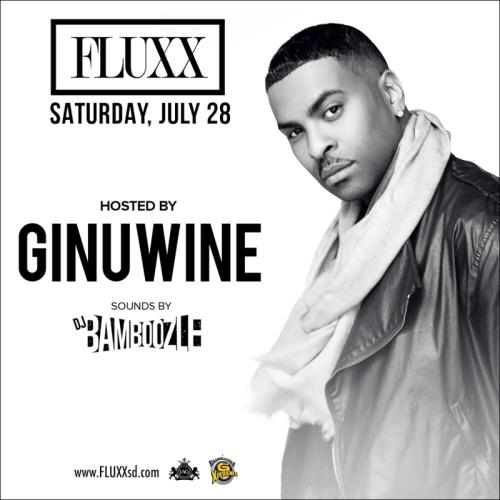 Ginuwine w/sounds by DJ Bamboozle - Fluxx