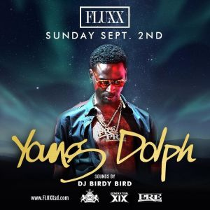 Young Dolph, Sunday, September 2nd, 2018