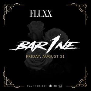 Bar1ne, Friday, August 31st, 2018