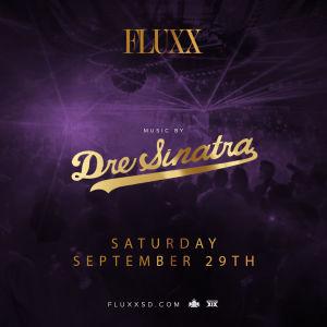 Dre Sinatra, Saturday, September 29th, 2018