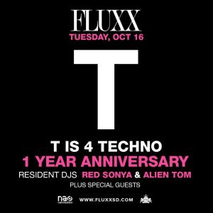 T Is 4 Techno, Tuesday, October 16th, 2018