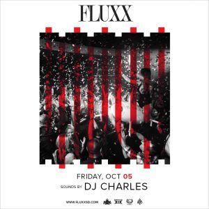 DJ Charles, Friday, October 5th, 2018