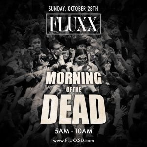 Morning Of The Dead w/ Twista, Sunday, October 28th, 2018