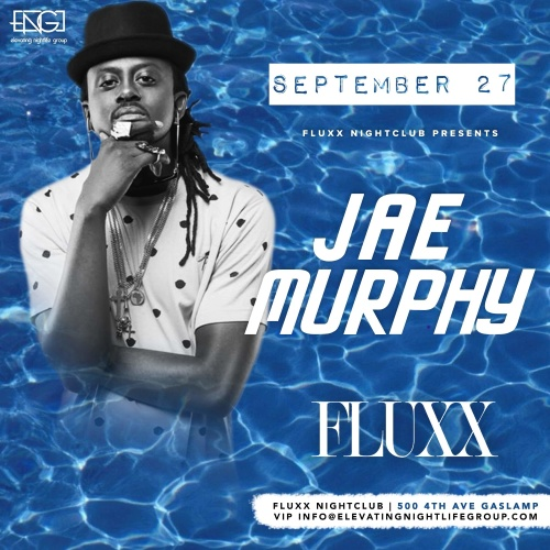 Fridays at FLUXX w/ Jae Murphy - Fluxx