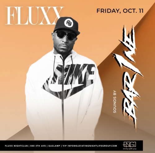 Fridays at Fluxx W/ Bar 1ne - Fluxx
