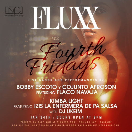 ☆New York Salsa VS Cali Salsa☆ at FLUXX - Fluxx