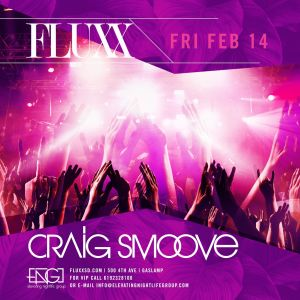 FLUXX Friday Night w/ Craig Smoove, Friday, February 14th, 2020