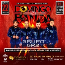 DOMINGOS DE BANDA with GRUPO GR2