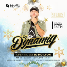 SEVILLA SATURDAYS WITH DYNAMIQ