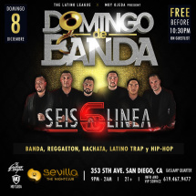 DOMINGOS DE BANDA with SEIS N LINEA