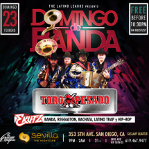 DOMINGOS DE BANDA WITH GRUPO TORO PESADO