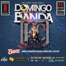 DOMINGOS DE BANDA WITH KEVIN COTA - Performing Live