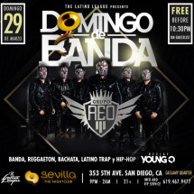 DOMINGOS DE BANDA WITH GRUPO REO