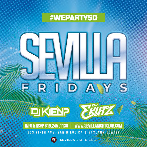 Event: SEVILLA FRIDAYS WITH TWIINZ | Date: 2021-04-30