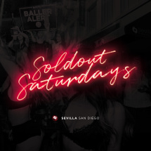 Sold-out Saturdays