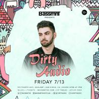 Dirty Audio at Bassmnt Friday 7/13