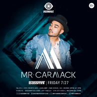 Mr.Carmack x Insomniac Events at Bassmnt Friday 7/27
