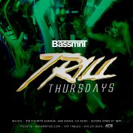 Bassmnt Trill Thursday 9/27