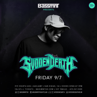 Svdden Death at Bassmnt Friday 9/7