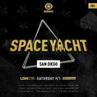 Space Yacht Takeover at Bassmnt Saturday 9/1