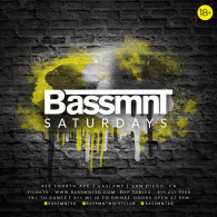 Bassmnt Saturday 9/8