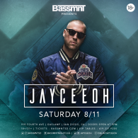 Jayceeoh at Bassmnt Saturday 8/11