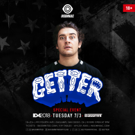 Getter x Insomniac Events at Bassmnt Tuesday 7/3