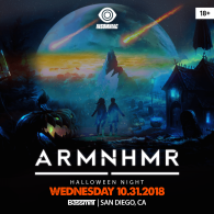 ARMNHMR x Insomniac Events at Bassmnt Halloween 10/31