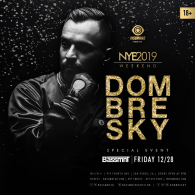 Dombresky x Insomniac Events at Bassmnt Friday 12/28