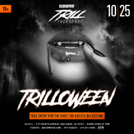 Trilloween at Bassmnt Thursday 10/25